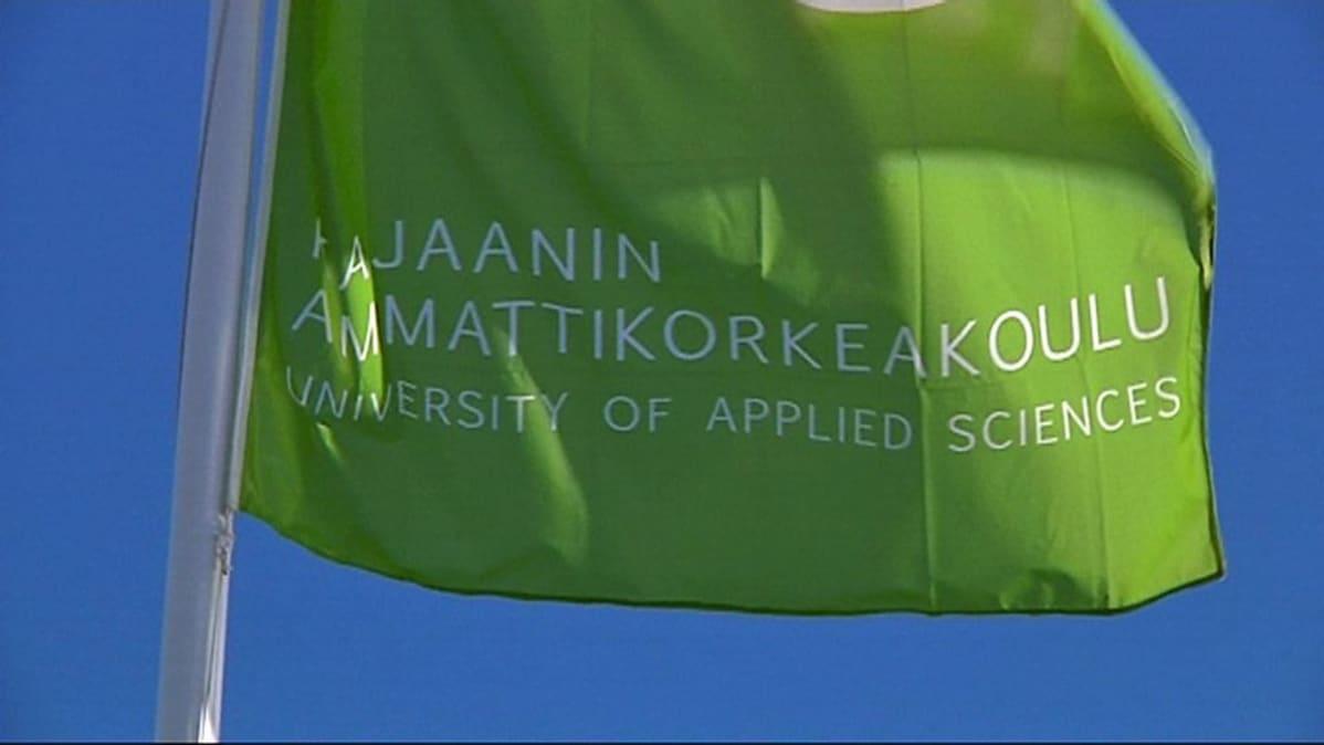Kajaanin ammattikorkeakoulun lippu
