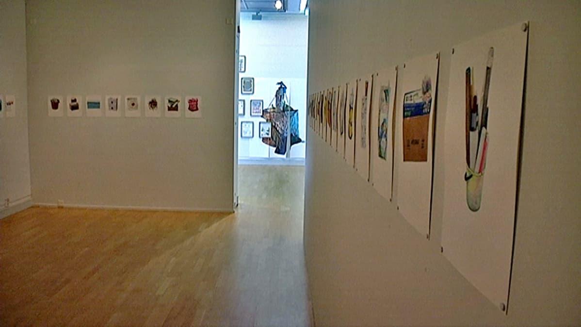 Vuoden nuori taiteilijia 2014 -näyttely