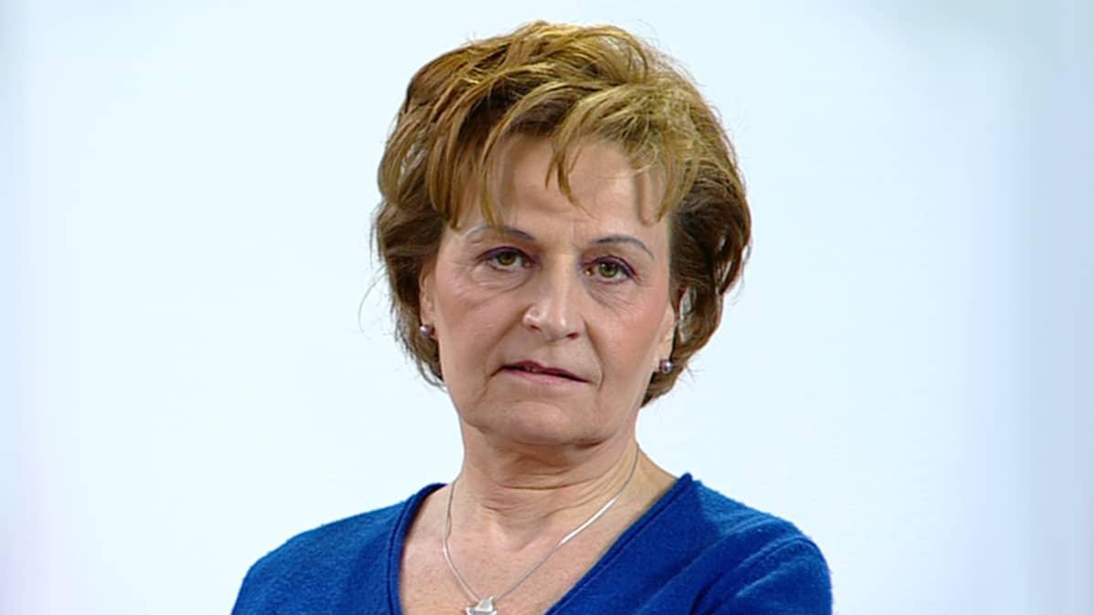 Anneli Jäätteenmäki.