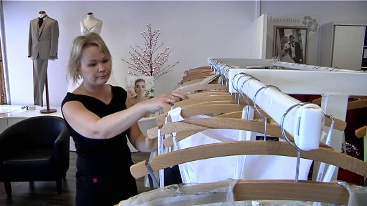 Marika Uusimäki.