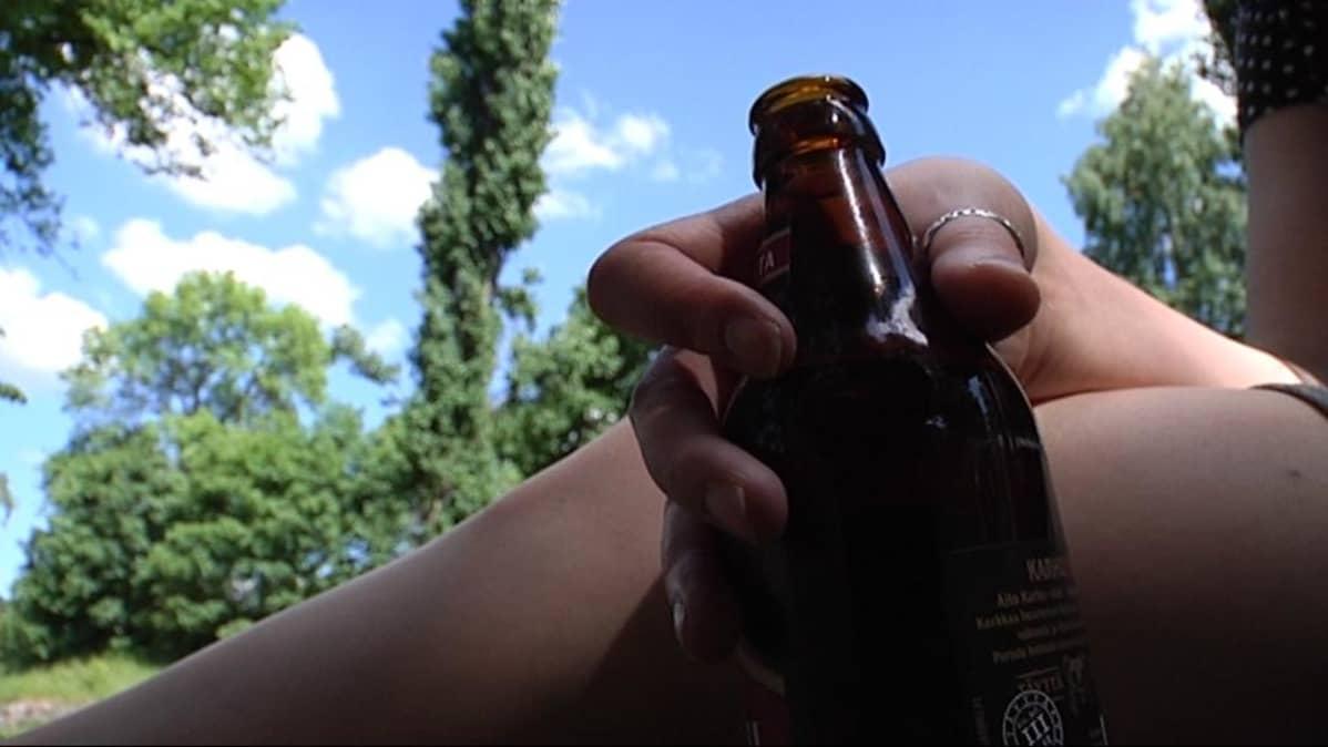 juominen alkoholi