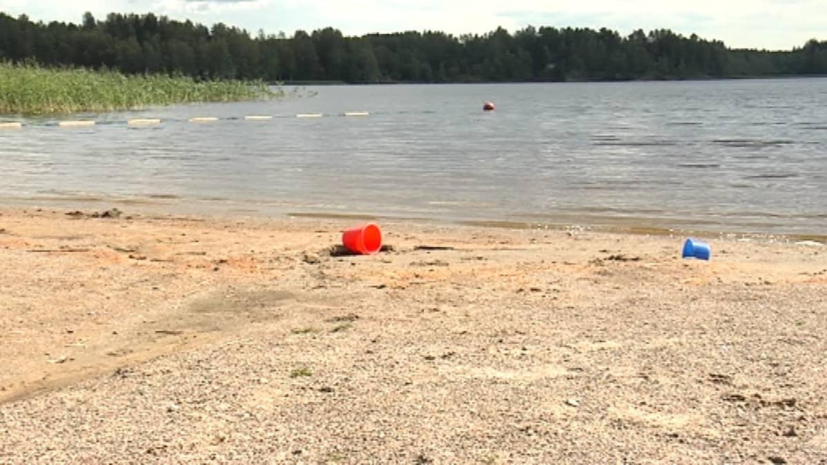 Launialan uimaranta