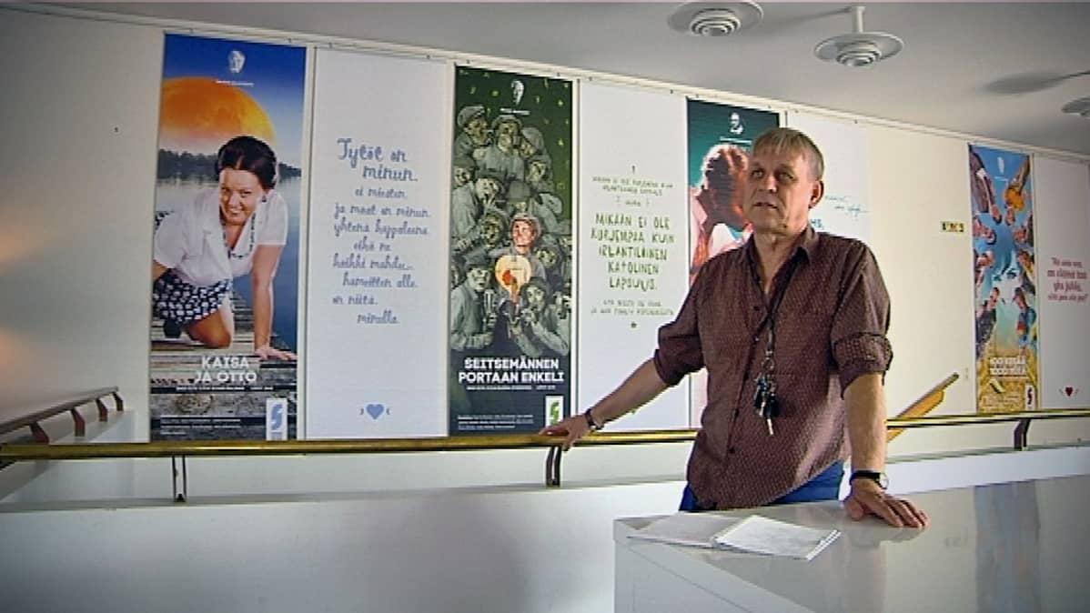 Teatterinjohtaja Vesa Tapio Valo