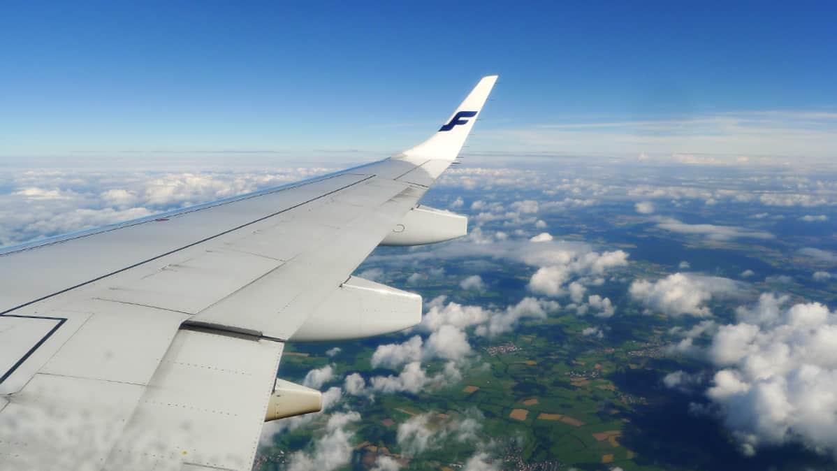 finnair lentolipun peruutus