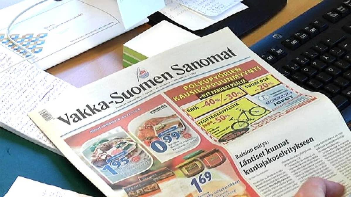 Vakka-Suomen Sanomat