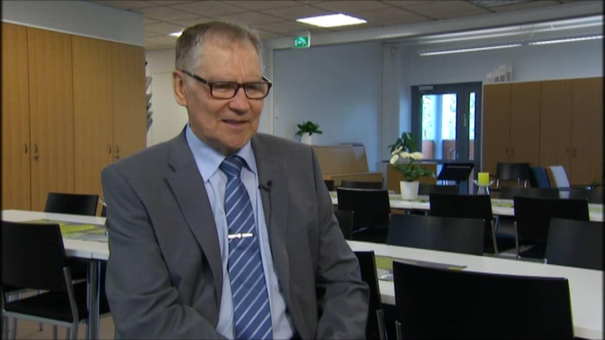Viljo Juntunen, vanhoillislestadiolaiset johtaja