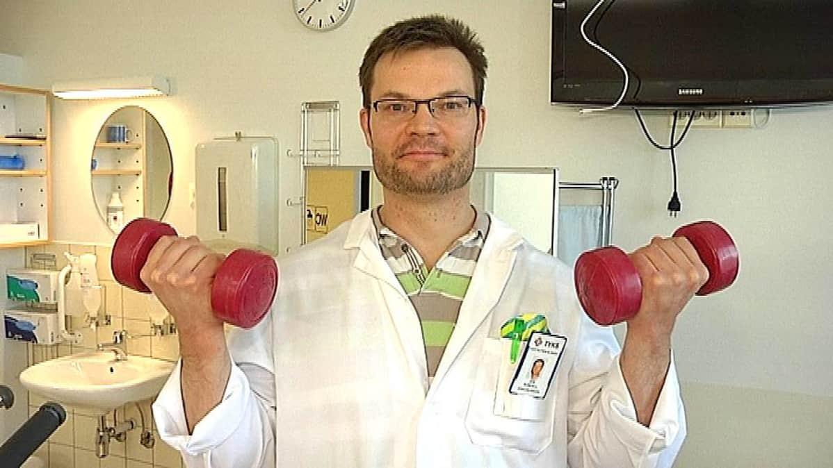 Lääkäri Jan Sundell