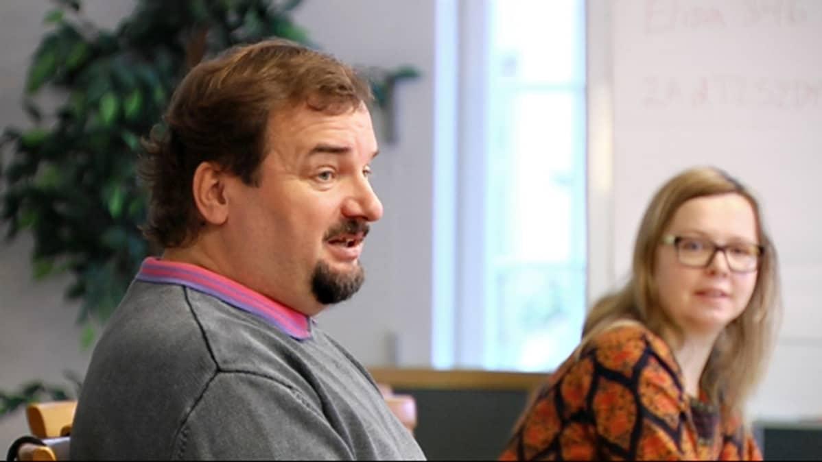 Jukka-Pekka Pajunen.