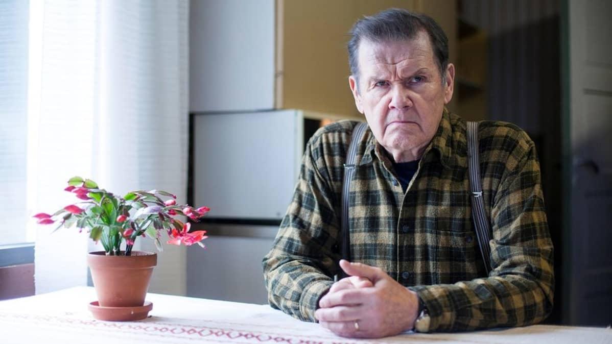 Antti Litjan tähdittämä Mielensäpahoittaja on ollut syksyn katsotuin elokuva sekä Porissa että Raumalla.