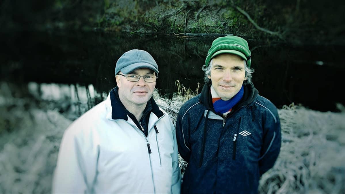 Raul Annion ja Marek Laimets.