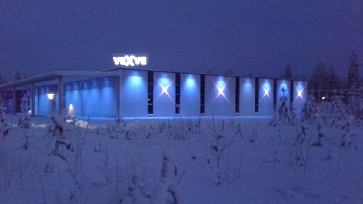 Vexven tehdas Liperin Ylämyllyllä.