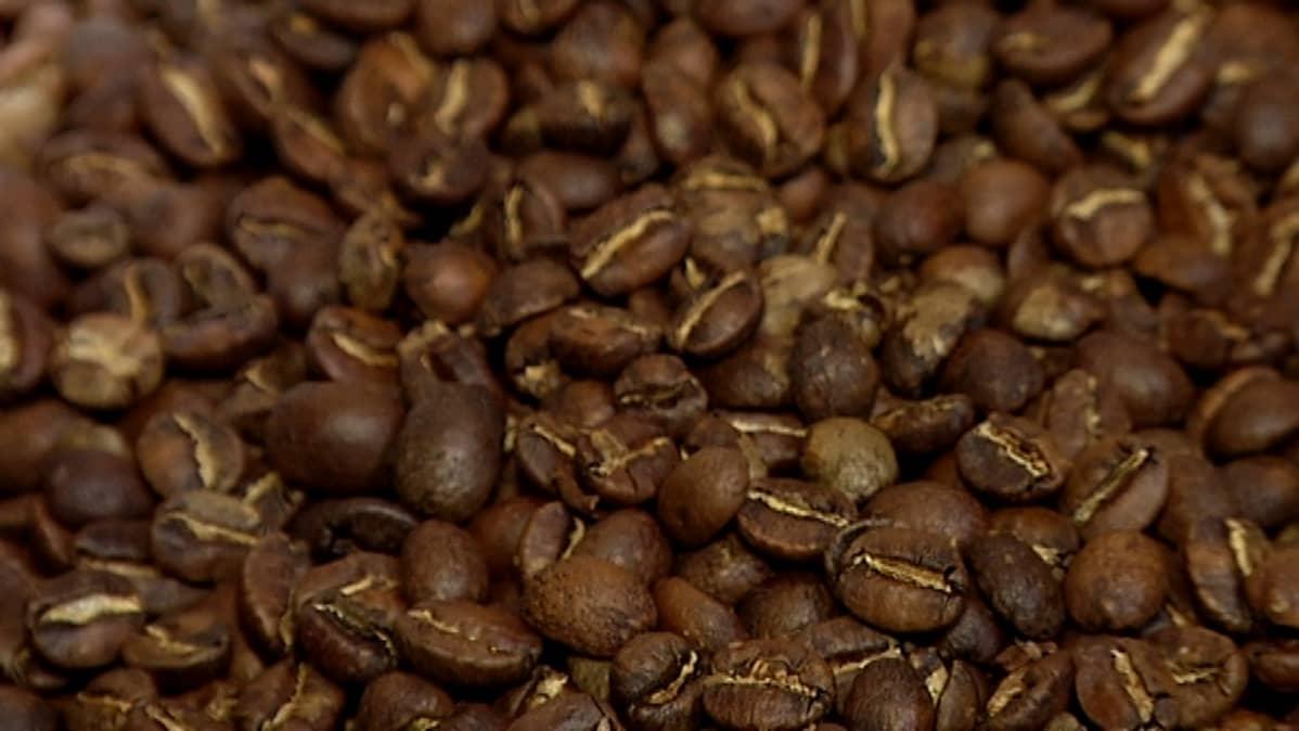 Kahvinpapuja.