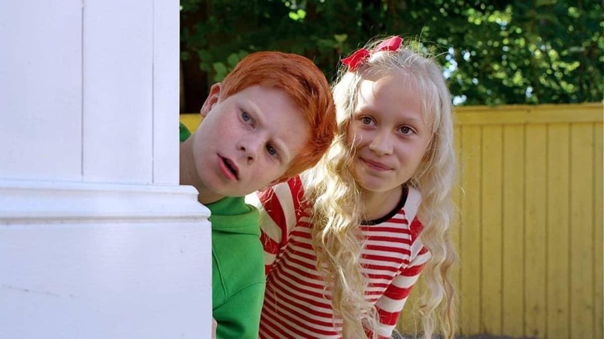 Risto Räppääjä ja Liukas Lennart oli vuoden 2014 suosituin lasten elokuva