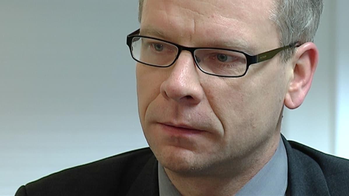 Jaakko Niinistö.