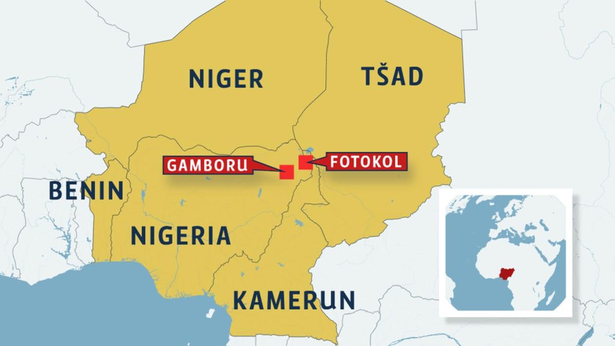 Niger Liittymassa Mukaan Sotaan Boko Haramia Vastaan Yle Uutiset