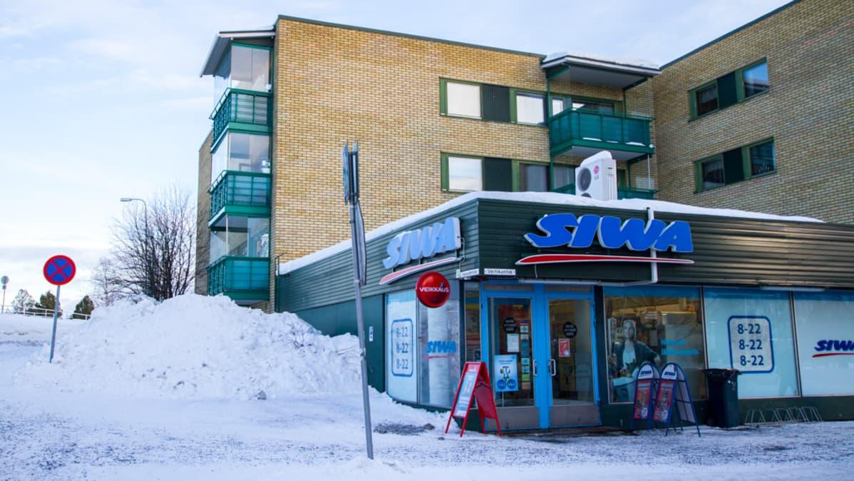 Veitikantien Siwa Rovaniemellä