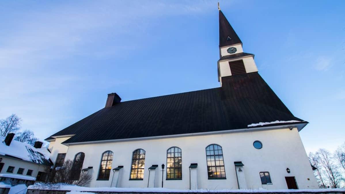Rovaniemen kirkko