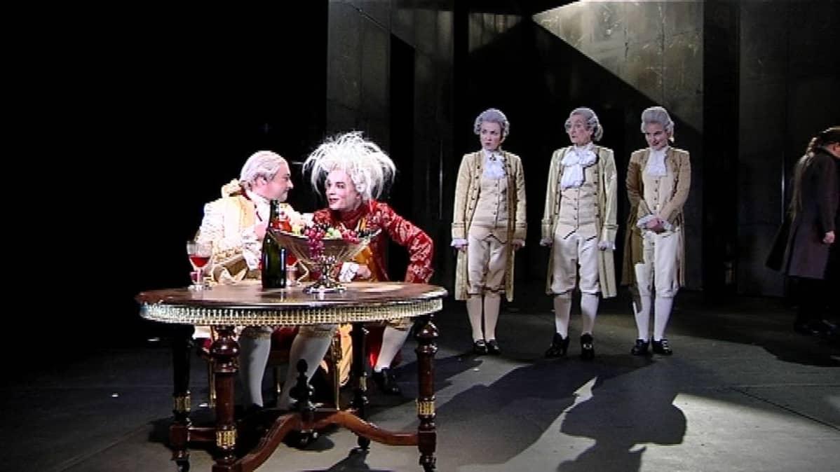 Amadeus on Seinäjoen kaupunginteatterin kevään suurtapaus.