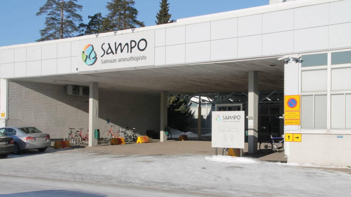 Saimaan ammattiopisto Sampo Lappeenrannassa