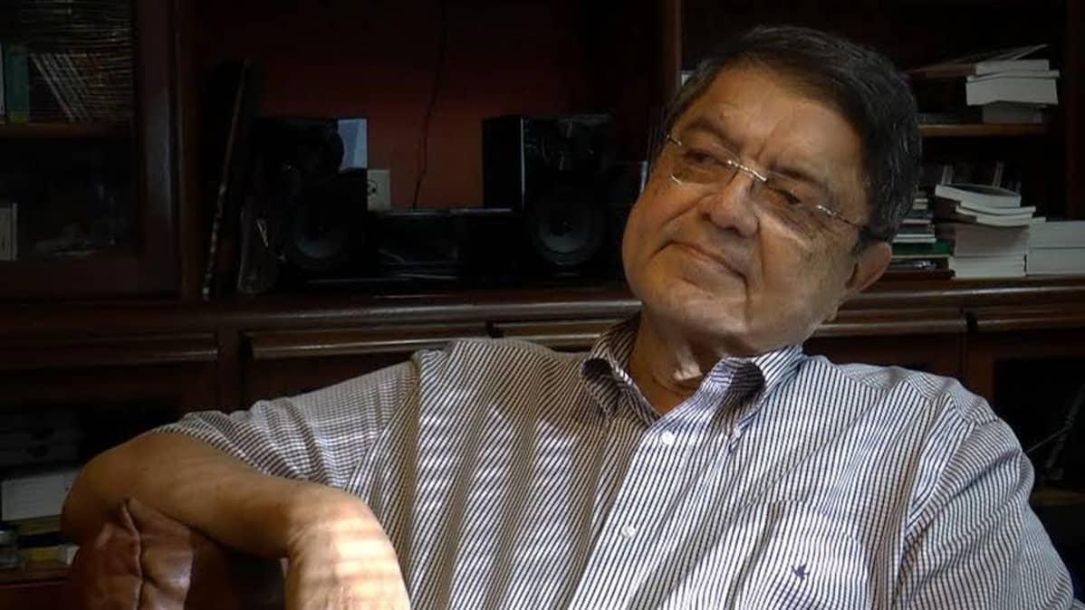 Kirjailija Sergio Ramirez jätti sandinistit jo 90-luvulla ja oli perustamassa liikkeen uudistumista vaativaa MRS-puoluetta.