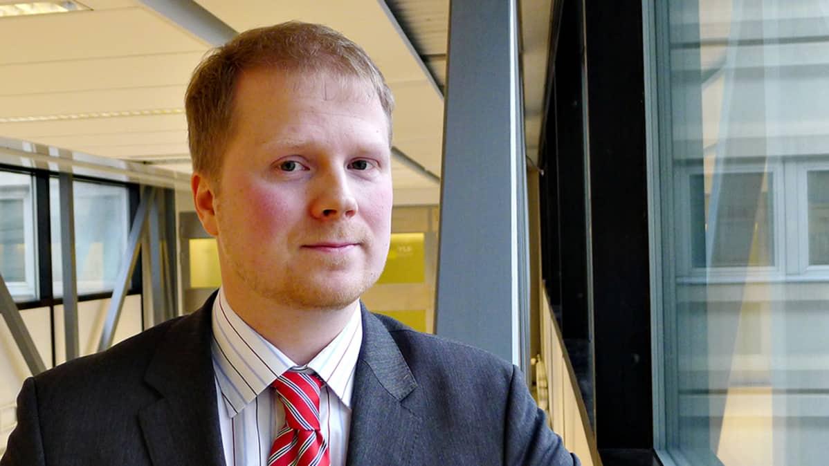 Pekka Hiltunen.