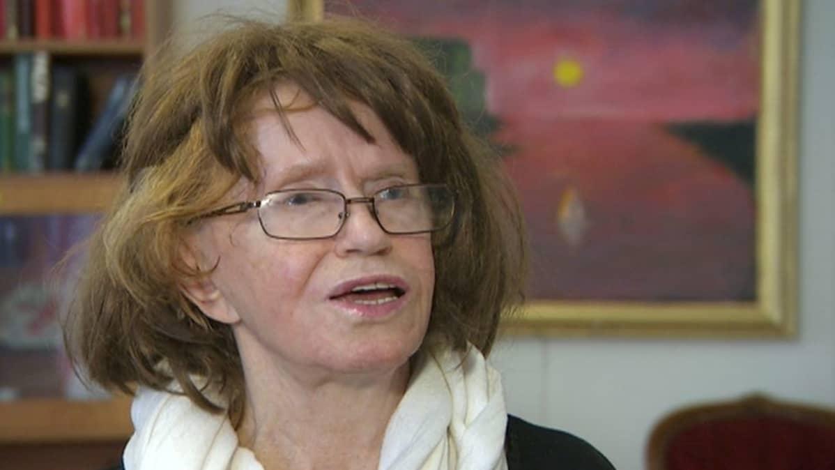 Anja Turkkila.