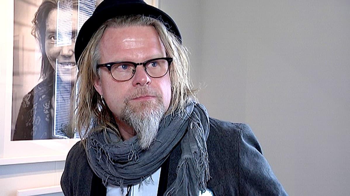 valokuvataiteilija Juha Metso