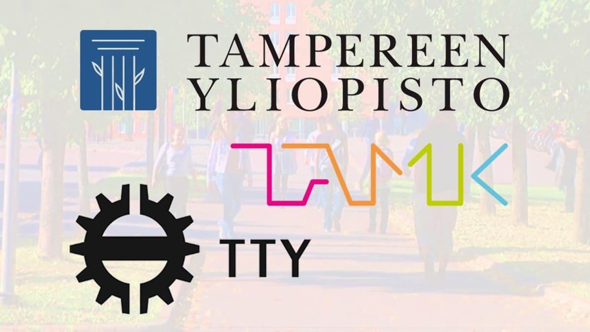 Tampereen korkeakoulujen yhdistyminen
