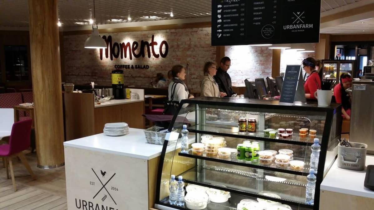 Lounas Food & Co Lappeenrannan Kasino, Lappeenranta