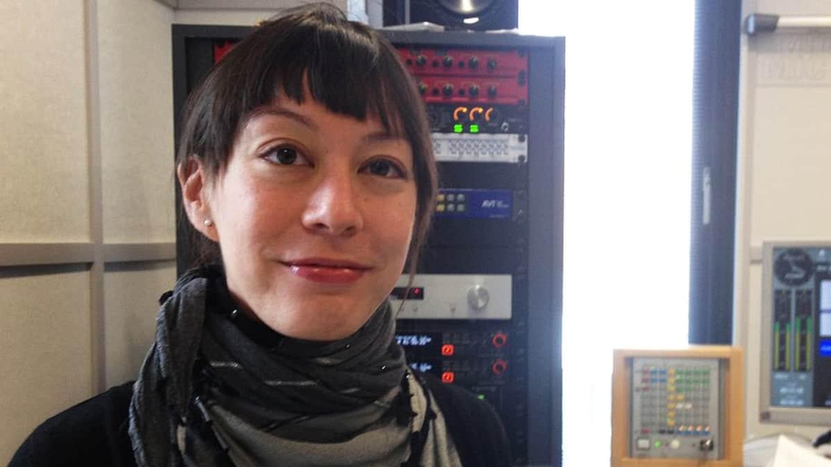 Rika Nakamura.