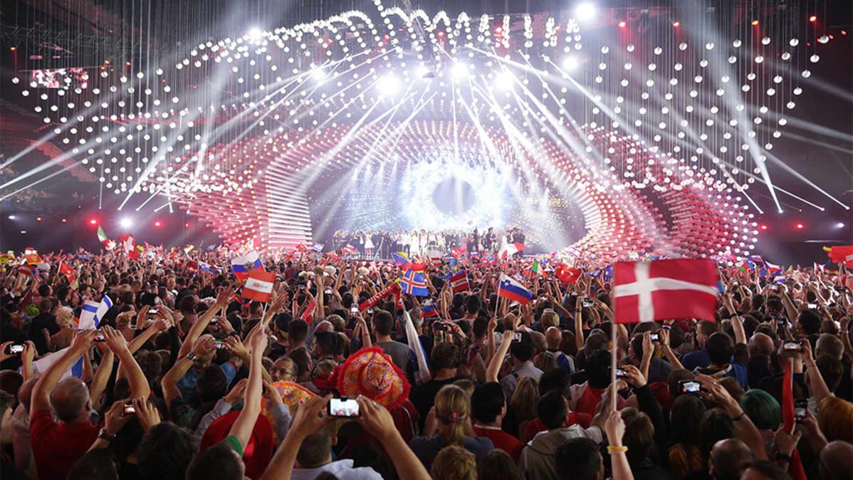 Euroviisulava.