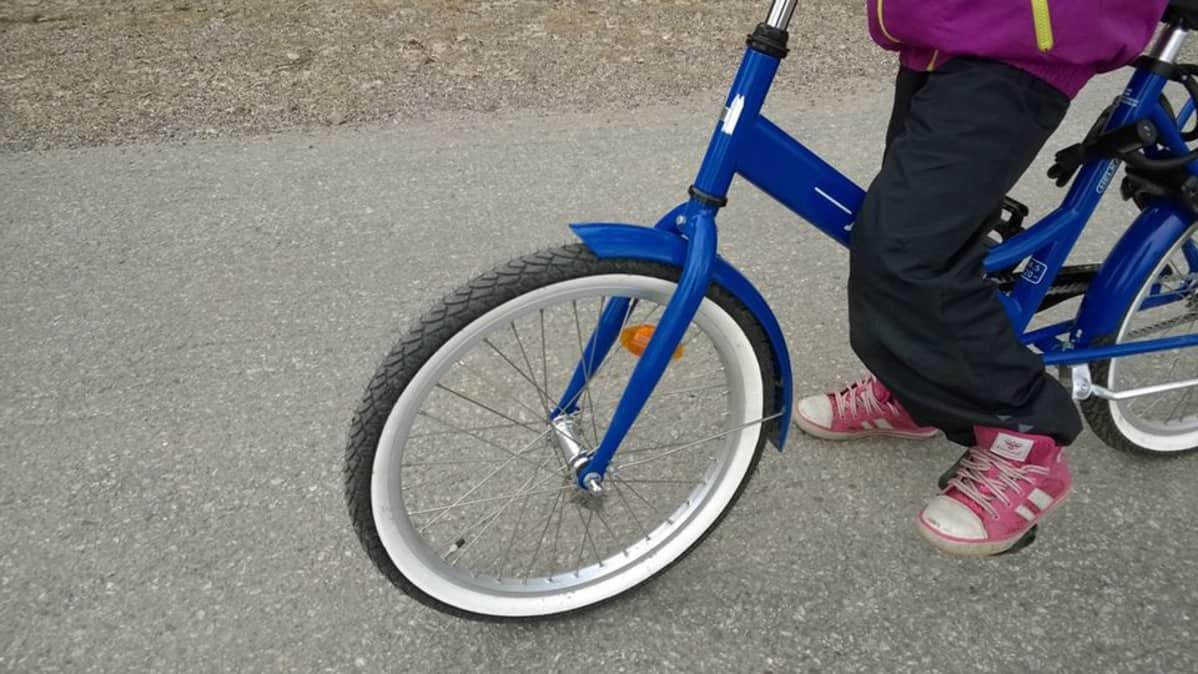 Helkaman Jopo-polkupyörä.