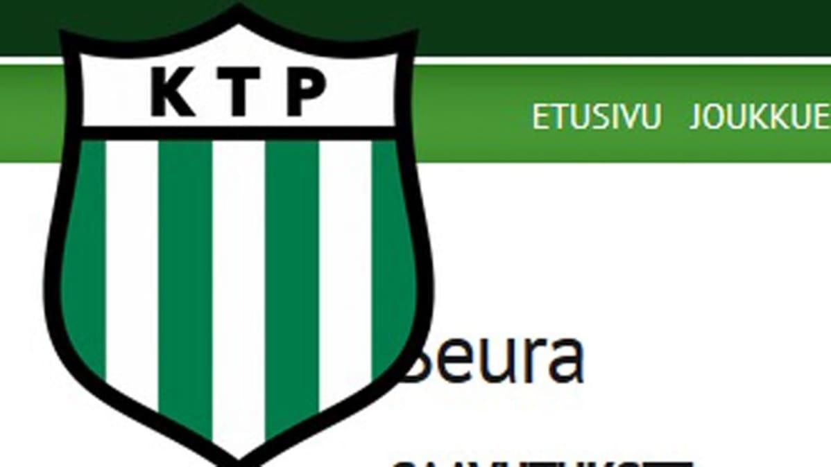 KTP:n uudessa logossa on neljä vihreää pystyraitaa, entisen viiden sijaan