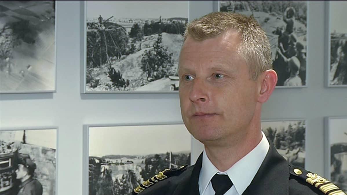Komentaja Sami Iso-Lauri, Lounais-Suomen aluetoimisto
