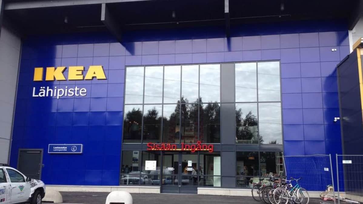 Suomalaisen huonekalutehtaan vastaisku Ikealle ja muille kilpailijoille – 2 hehtaarin logistiikkakeskus avautuu Nelostien kupeeseen