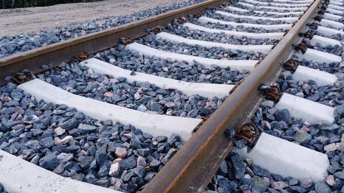 Rautatietä
