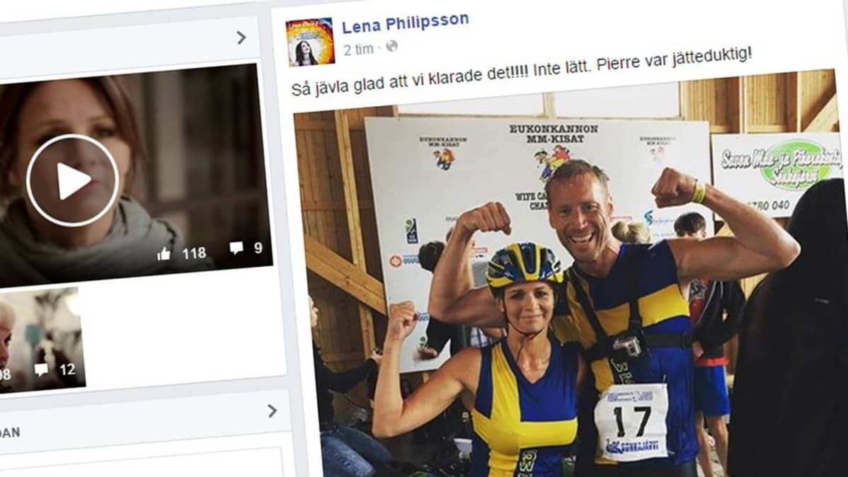 Lena Philipsson.