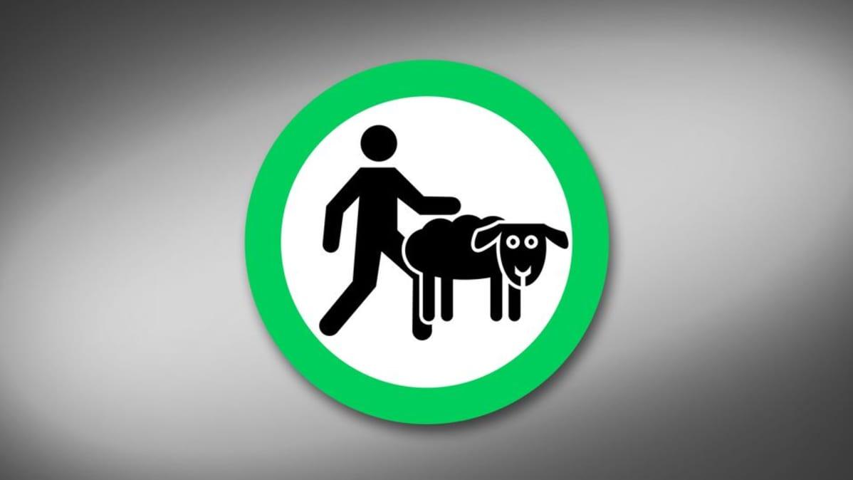 Suomi on harvoja EU-maita, joissa eläimiin sekaantuminen ei ole kiellettyä.