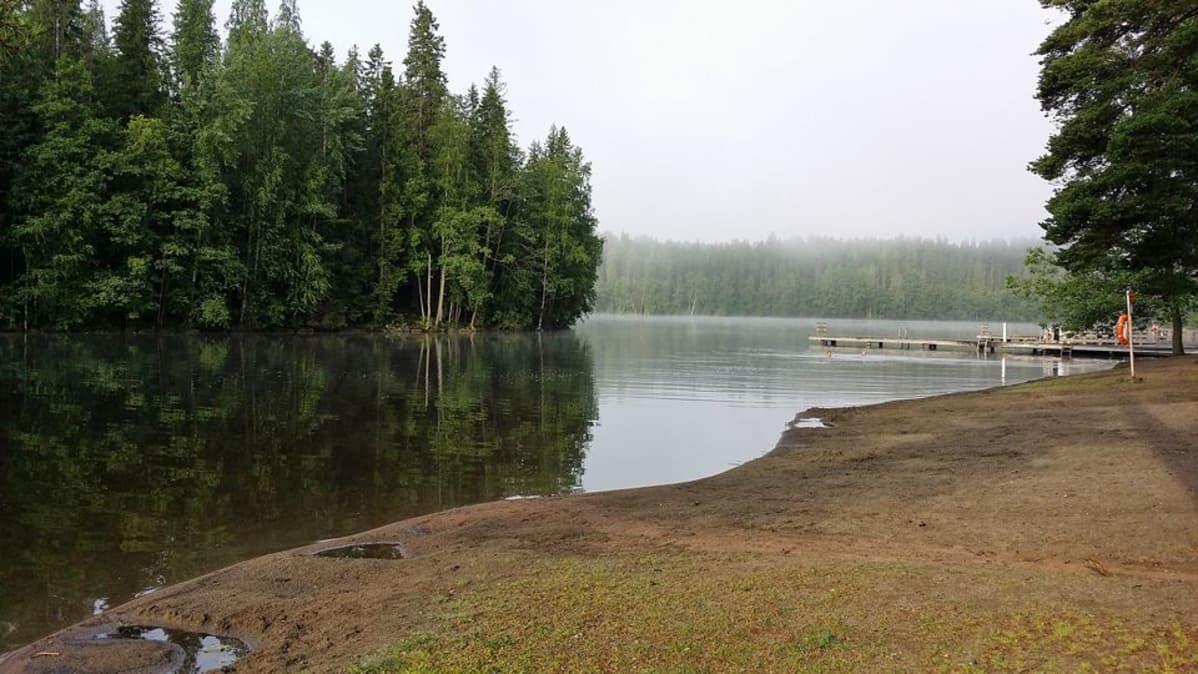 Suolijärven uimarnta