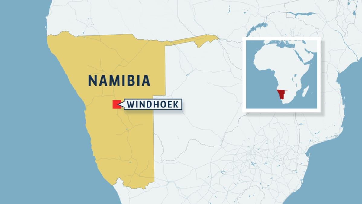 Lehdet Suomalaismies Ammuttiin Namibiassa Kolarin Paatteeksi