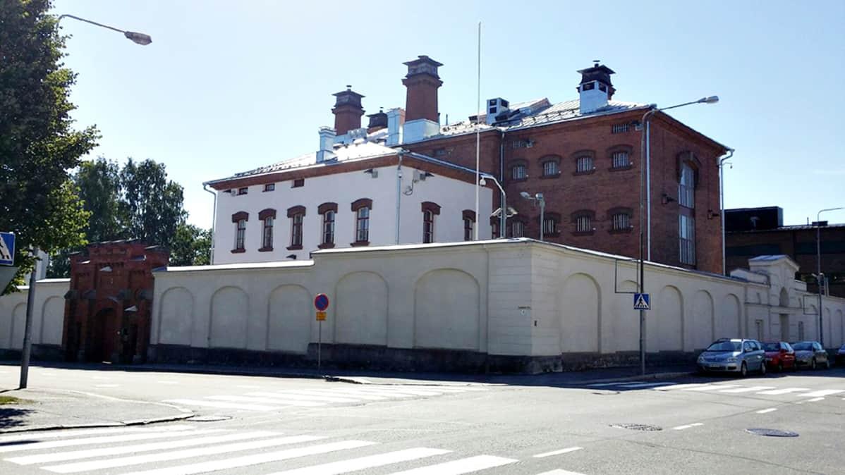 Mikkelin vanhaan vankilaan on tehty laaja korjausremontti.