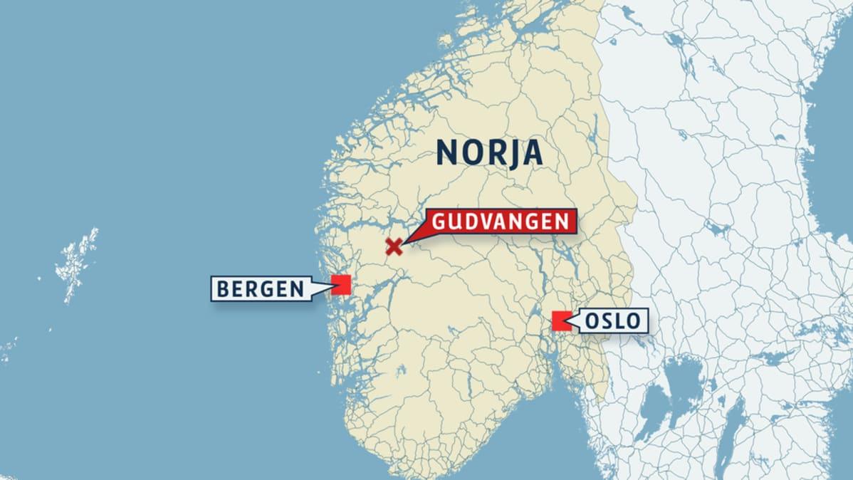 Turistibussi Syttyi Tuleen Tunnelissa Norjassa Viisi Loukkaantui