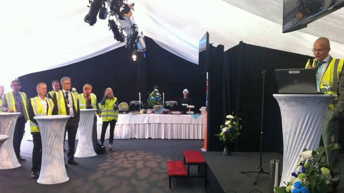 Tornio, kaupunginjohtaja, Nousiainen