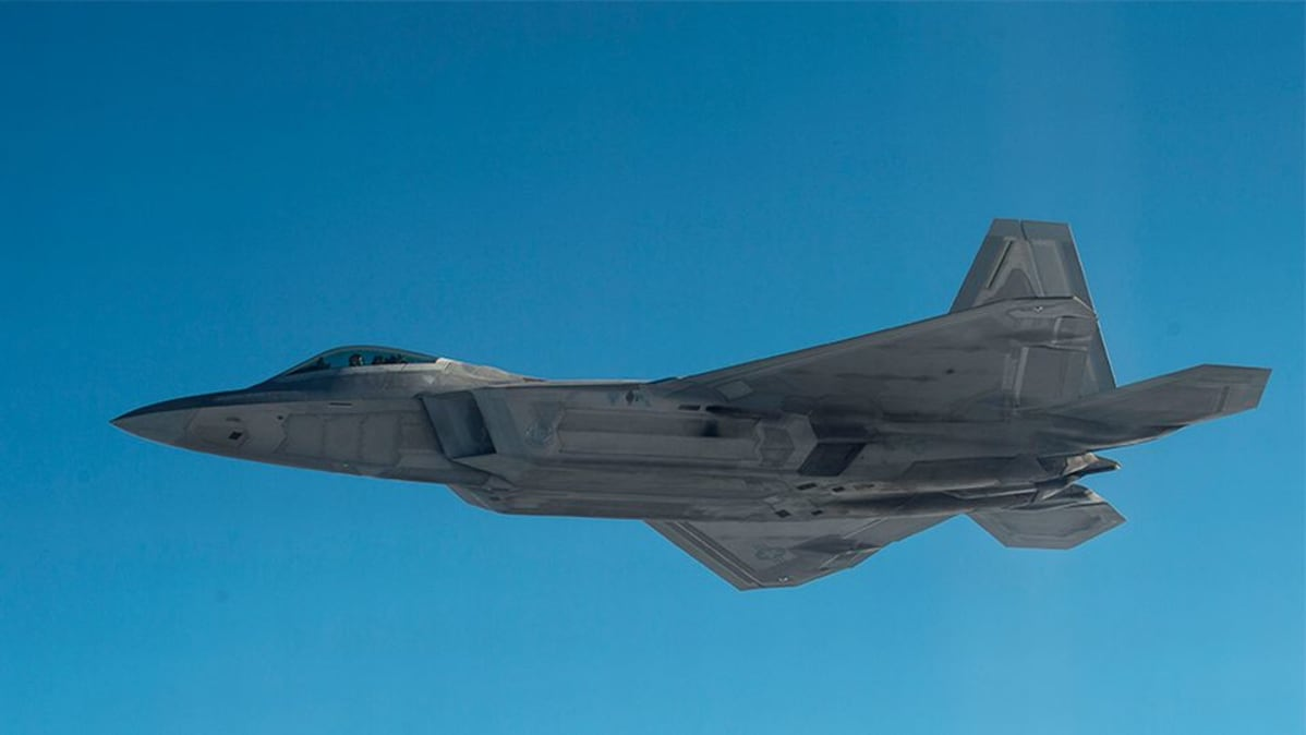 Hävittäjä ilmavoimat