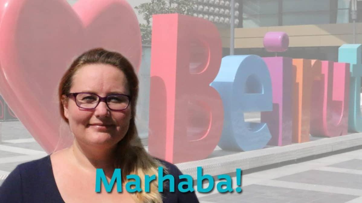 Marhaba! Marika Kataja-Lian