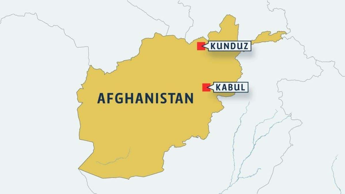 Sadat Kapinalliset Hyokkasivat Kunduziin Afganistanissa Taliban