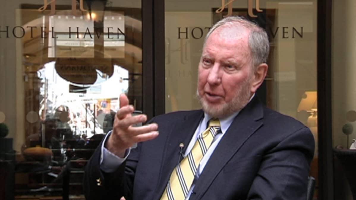 Robert D. Putnam, professori, Harvardin yliopisto