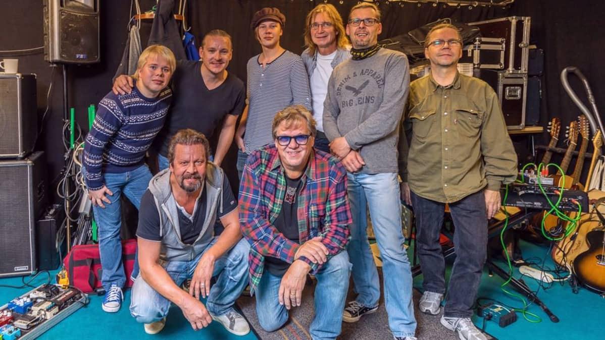 Mikko Alatalo juhlii 40-vuotista uraansa.
