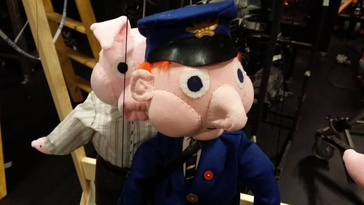 Jyväskylän kaupungin nuket