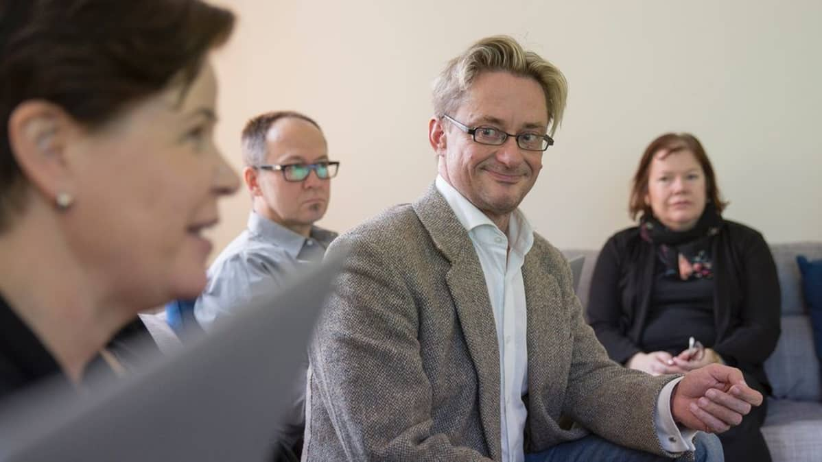 Mikael Jungner viestintätoimisto Kreab